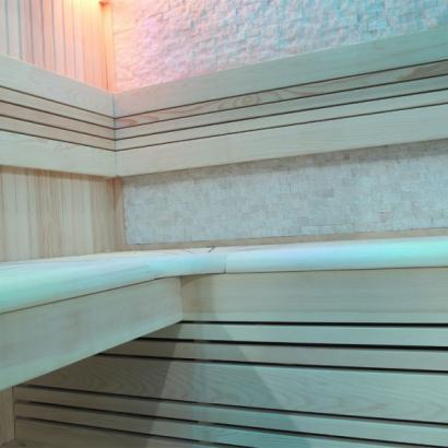 Biosauna SPA nove, Bank 2, Sauna-Wellness-Welt