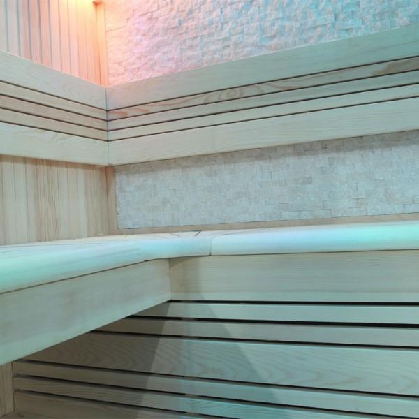 Biosauna SPA otto, Bank 2, Sauna-Wellness-Welt