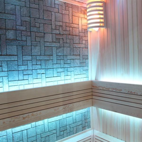 Biosauna SPA quatordici, Bank 2, Sauna-Wellness-Welt