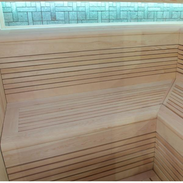 Biosauna SPA quatordici, Bank, Sauna-Wellness-Welt