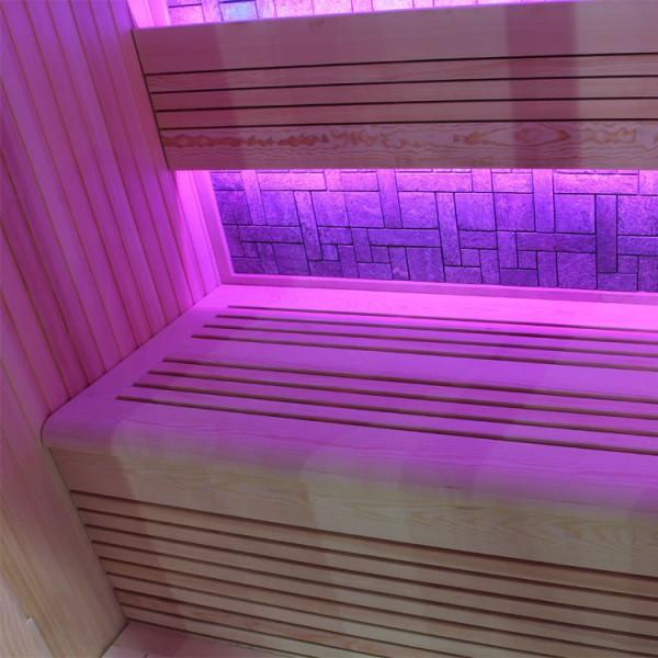 Biosauna SPA quindici, Bank, Sauna-Wellness-Welt