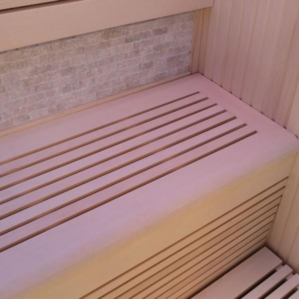 Biosauna SPA undici, Bank 2, Sauna-Wellness-Welt